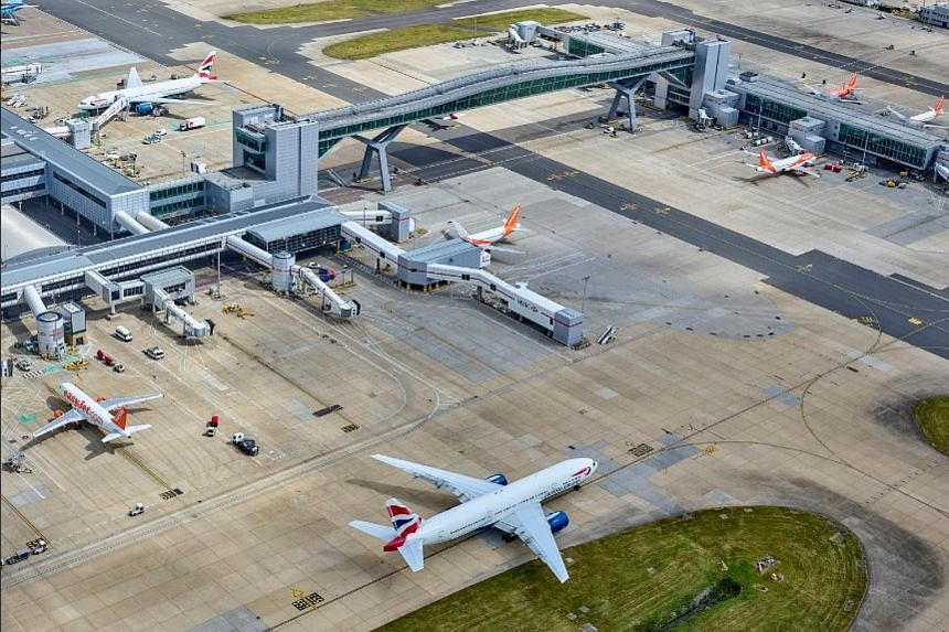 London's Gatwick airport said the problem had been caused by a management system called Amadeus Altea, but the issue had been resolved and there were no further delays, the BBC reported.