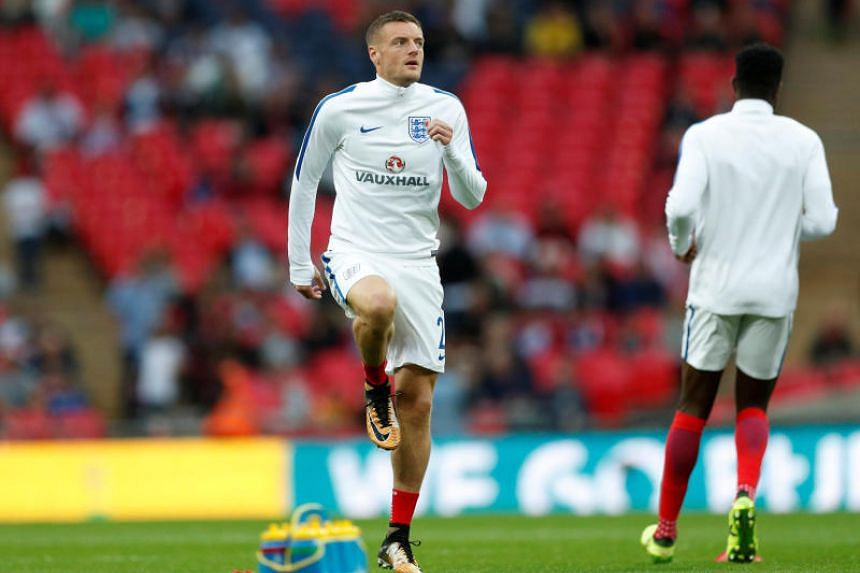 Jamie Vardy, who has six goals in 17 caps, is set to be included in the England squad for the World Cup qualifier home tie against Slovenia on Oct 5 before a trip to face Lithuania on Oct 8.
