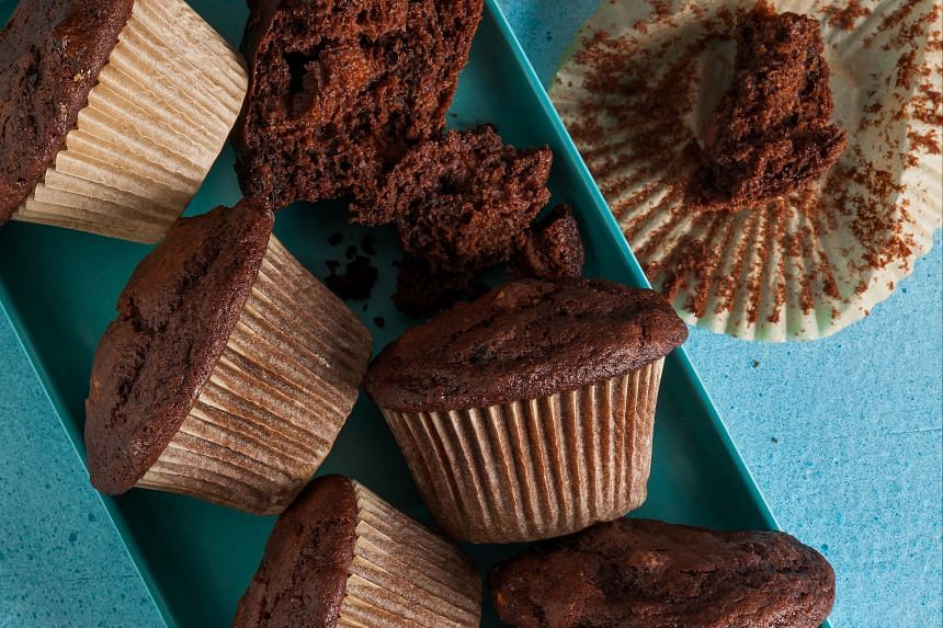 Bake up a batch of these cupcakes in a jiffy with the Basic Chocolate mix. PHOTO: GORAN KOSANOVIC