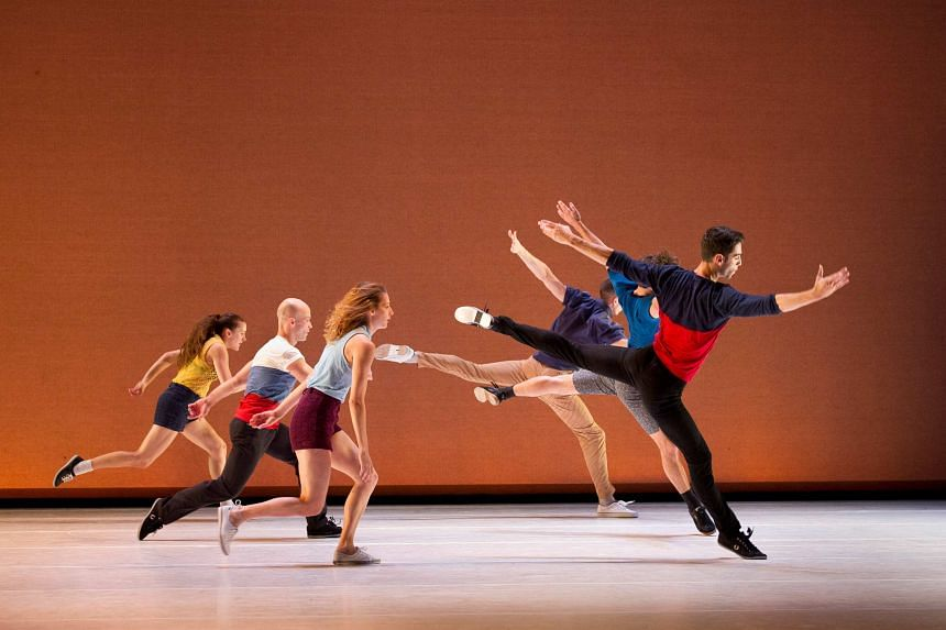 Benjamin Millepied's L.A. Dance Project