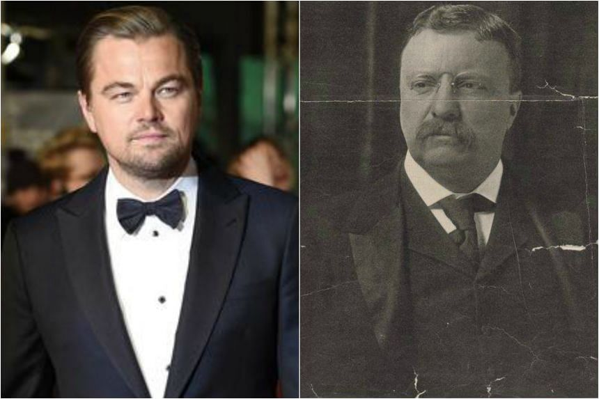 Actor Leonardo DiCaprio will be stepping into the role of former US president Teddy Roosevelt.