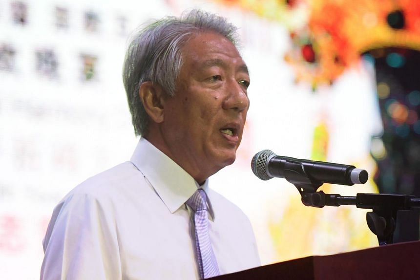 Deputy Prime Minister and Coordinating Minister for National Security Teo Chee Hean identified money laundering and terrorism financing as the two key risks facing all financial centres, including Singapore.