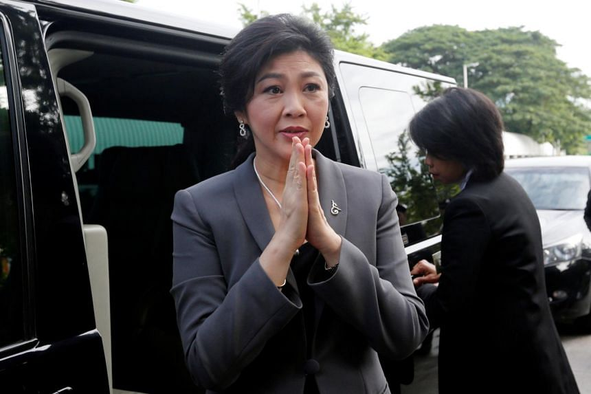 Former Thai prime minister Yingluck Shinawatra was reported to have escaped to Dubai, where her brother, former prime minister Thaksin Shinawatra, owns a home.