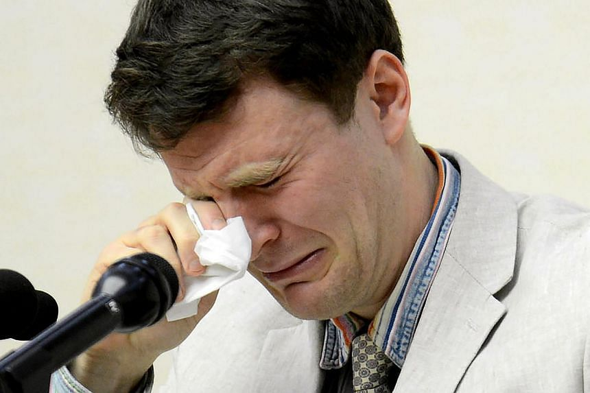American student Otto Warmbier was held by North Korea from January 2016 until his release on June 15. He died days after arriving in the United States.