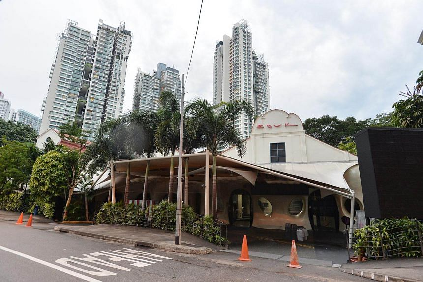 The sale of the site of the former Zouk in Jiak Kim Street was triggered after a developer committed to bid at a price of not less than S$689.4 million.