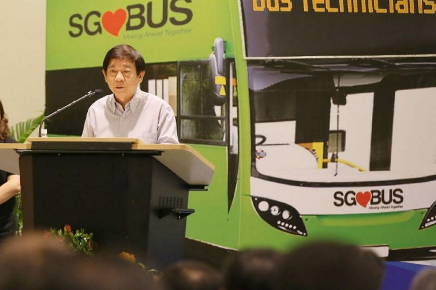Minister for Transport Khaw Boon Wan said on Friday (Sept 29) that the next five years will see Government subsidies for public bus services hit $4 billion as the transition to the bus contracting model is completed.