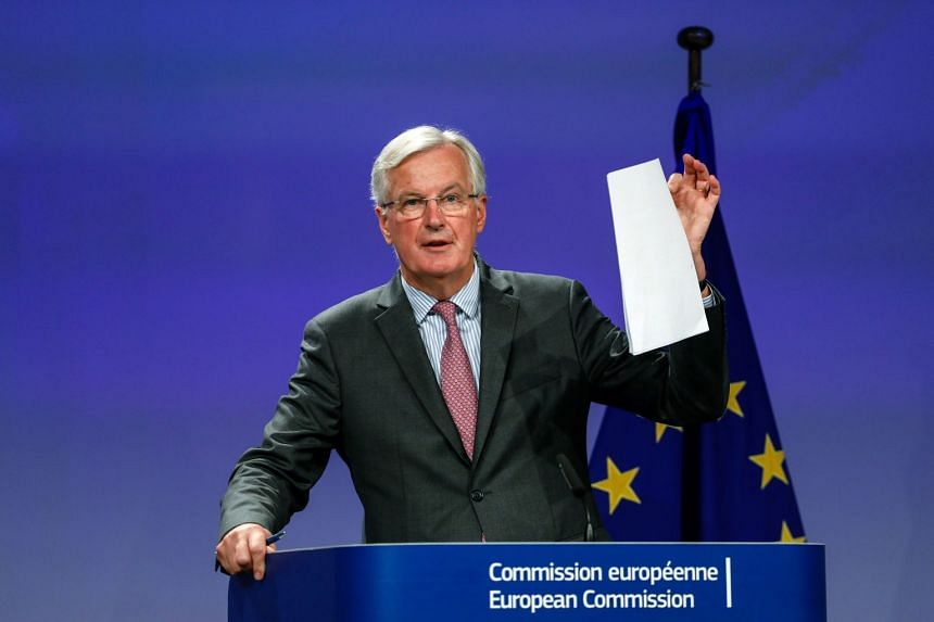 """Michel Barnier, chief negotiator for the European Union (EU), praised a """"new dynamic"""" created by concessions made last week by British Prime Minister Theresa May."""