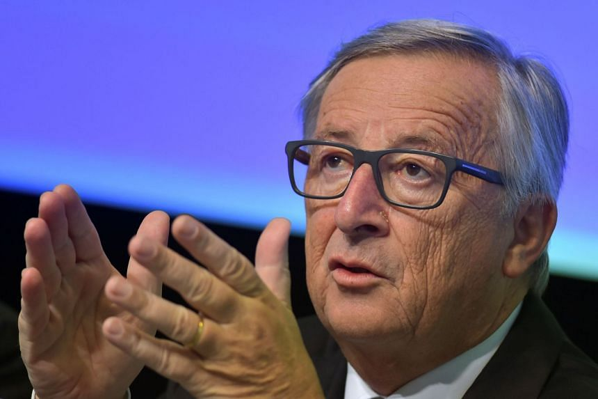 European Commission chief Jean-Claude Juncker proposed an EU-wide investment screening mechanism amid growing concern in Europe about acquisitions by Chinese state-controlled or state-financed companies.