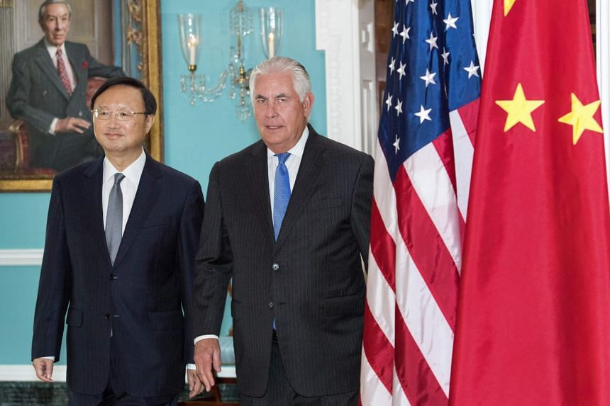 The trip to Beijing comes two weeks after US Secretary of State Rex Tillerson's meeting with Chinese State Councilor Yang Jiechi in Washington.