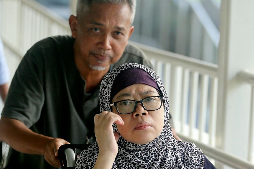 Zariah Mohd Ali claimed trial to 12 charges, including hitting the back of the maid's head with a hammer, while her husband security guard Mohamad Dahlan faced a single charge of hitting the maid's head with the cover of a frying pan.