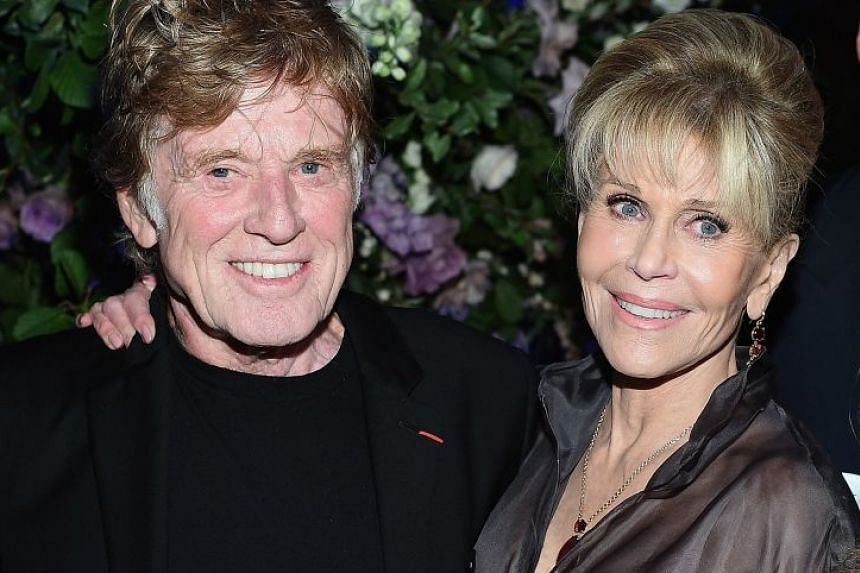 Jane Fonda and Robert Redford appeared on the Megyn Kelly daytime show to promote their new movie, Our Souls At Night.