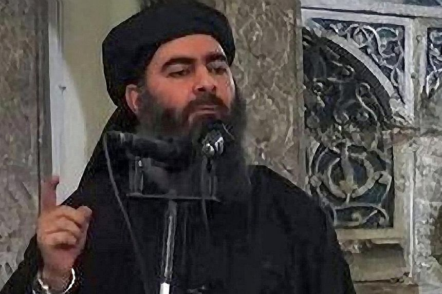 ISIS leader Abu Bakr al-Baghdadi stressed the threat the West still faces from the group during the 46-minute recording.