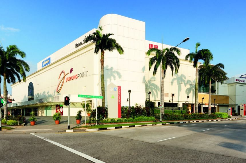 Manulife US Reit went on acquisition mode and bought 10 Exchange Place in New Jersey. Lion Global Investors believes valuations on S-Reit assets are conservative. Jurong Point was sold at a capitalisation rate of about 4.2 per cent; the capitalisatio