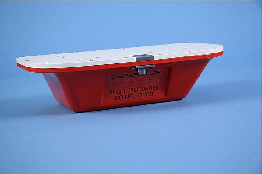 The new flight recorders will emit signals of their exact location after crashes in the sea.