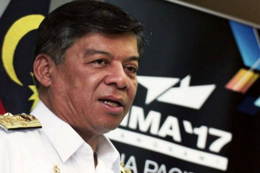 Admiral Tan Sri Ahmad Kamarulzaman Ahmad Badaruddin said that the Malaysian Navy would be fully cooperating with the police investigation into the alleged murder of two of its personnel.