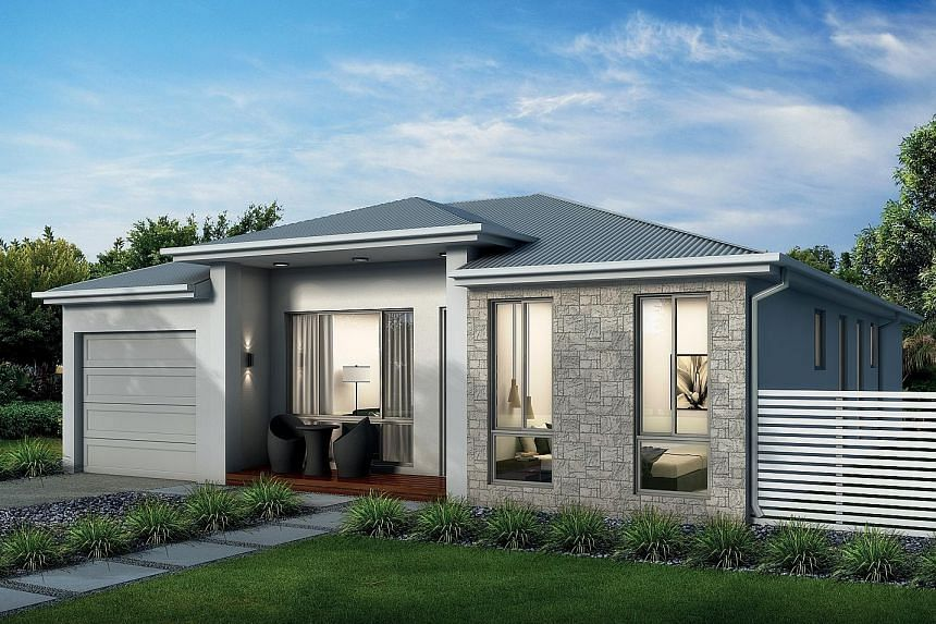 GemLife's retirement houses are in gated communities with shared facilities such as saunas, bowling alleys and lawn bowling greens. Sales have already started for the two new developments. The new property in Woodend, Victoria, sits on an 11.7ha site