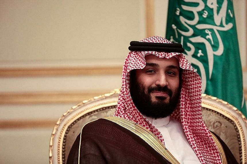 """Crown Prince Mohammad bin Salman is behind """"Vision 2030"""", which aims to make Saudi Arabia a centre for business and tourism."""