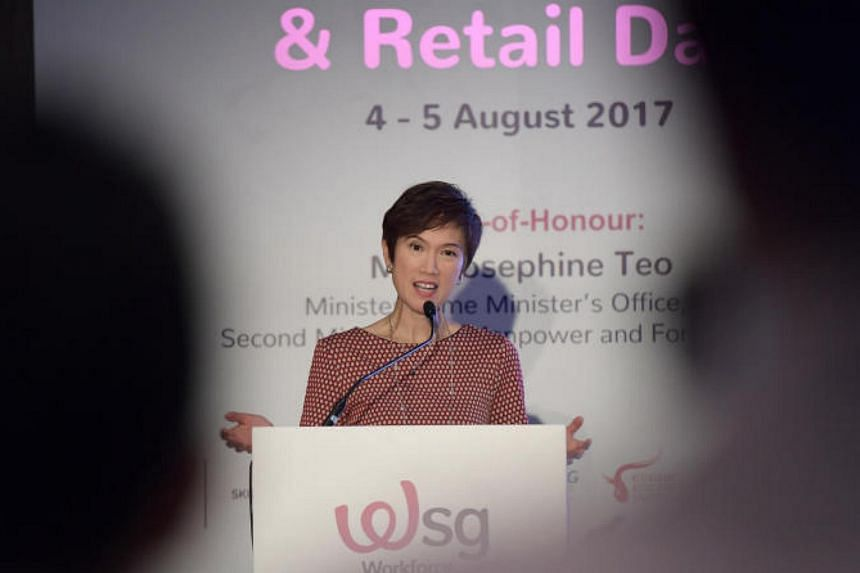 Second Minister for Manpower Josephine Teo  told Parliament on Monday that the public sector will take the lead in adopting the specified recruitment practices when the standard is launched.