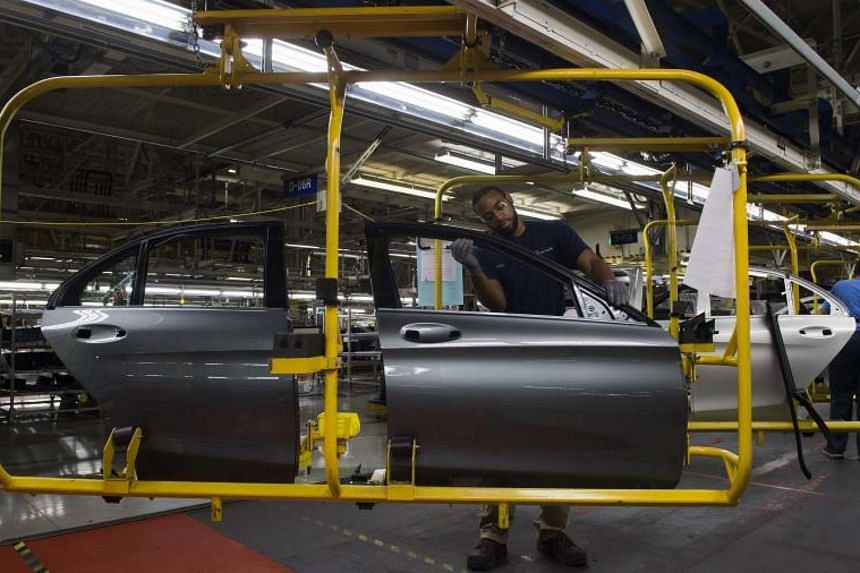 Manufacturing has steadily expanded for the better part of two years as consumers continue to spend and businesses invest.