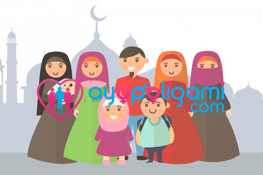 """Loosely translated as """"Let's do polygamy"""", the Tinder-style dating app has already stirred up controversy since its April launch in Indonesia, where over 80 per cent of the 250 million population are Muslim and polygamy is legal."""