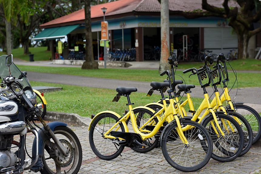 Bicycle-sharing firm ofo has signed an agreement with tour agency Star Holiday Mart to create cycling tours highlighting Singapore's heritage, art, food and night scene.