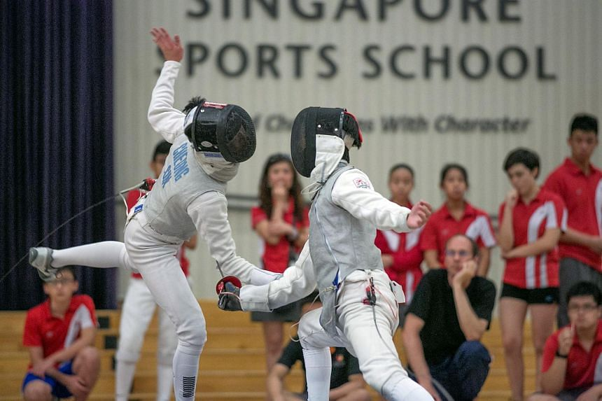 The Singapore Sports School has produced about 400 students who went on to don national colours at overseas meets since 2004, said Minister for Education (Schools) Ng Chee Meng on Oct 2.
