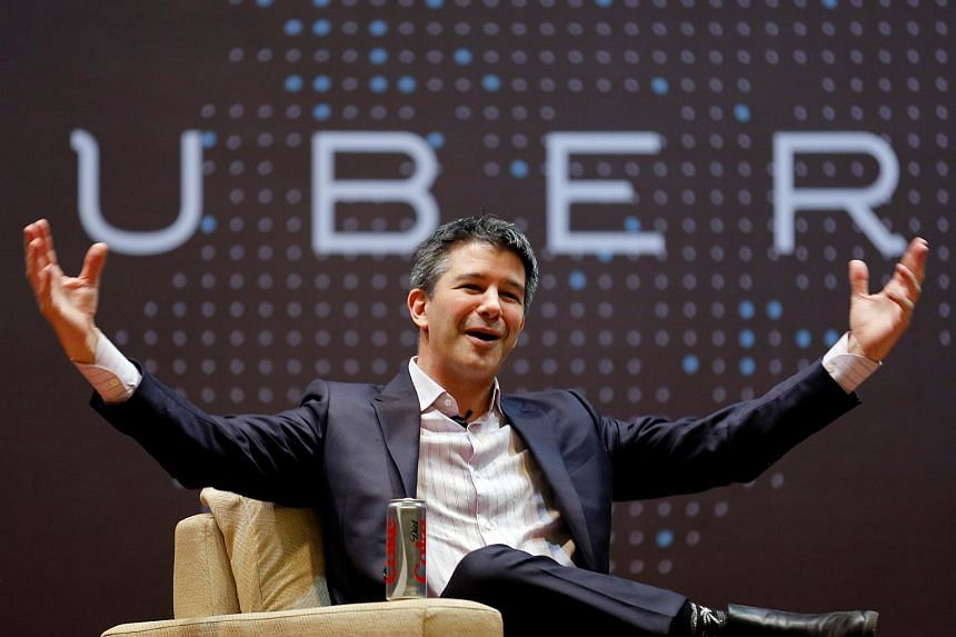 Travis Kalanick, a co-founder who resigned as CEO under fire in June, stunned the board on Friday when he named two former corporate titans to the start-up's embattled board of directors.