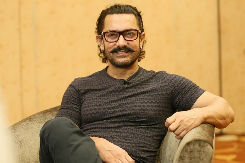 Bollywood superstar Aamir Khan revealed that he started working on Secret Superstar immediately after he finished shooting Dangal.