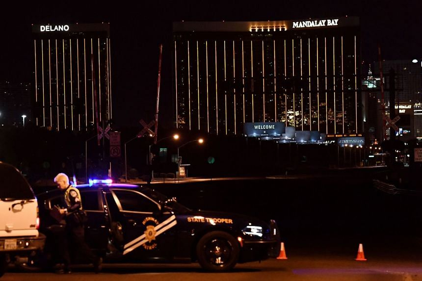 A man opened fire at a music festival in Las Vegas, Nevada, on Oct 2, 2017, killing at least 50 and injuring more than 200.