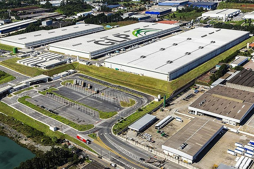 """A Global Logistic Properties facility in Guarulhos in Sao Paulo, Brazil. Chief executive Ming Z. Mei says the firm is looking to expand to Europe and the acquisition of Gazeley presents an """"attractive entry point""""."""