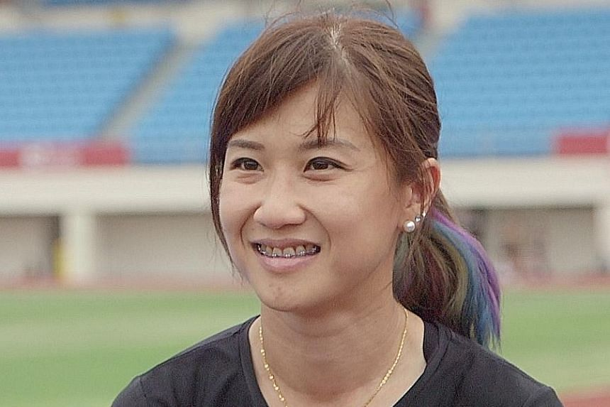 National pole vaulter Rachel Yang wrote a Facebook post in July that was critical of a Singapore Athletics secretariat staff member.