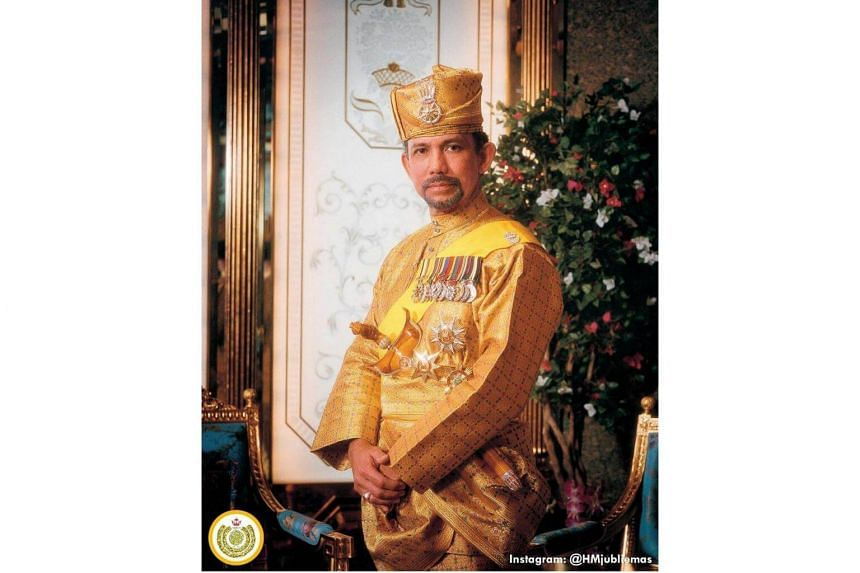 Brunei celebrates Golden Jubilee: What to know about Sultan