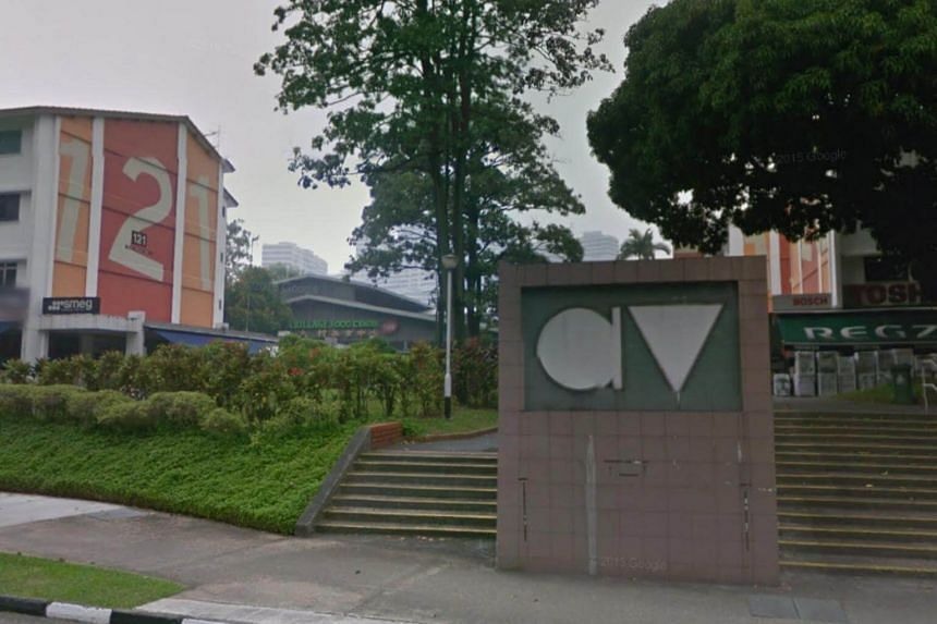 Pest control measures were implemented at Alexandra Village Food Centre in Bukit Merah after rats were spotted there.