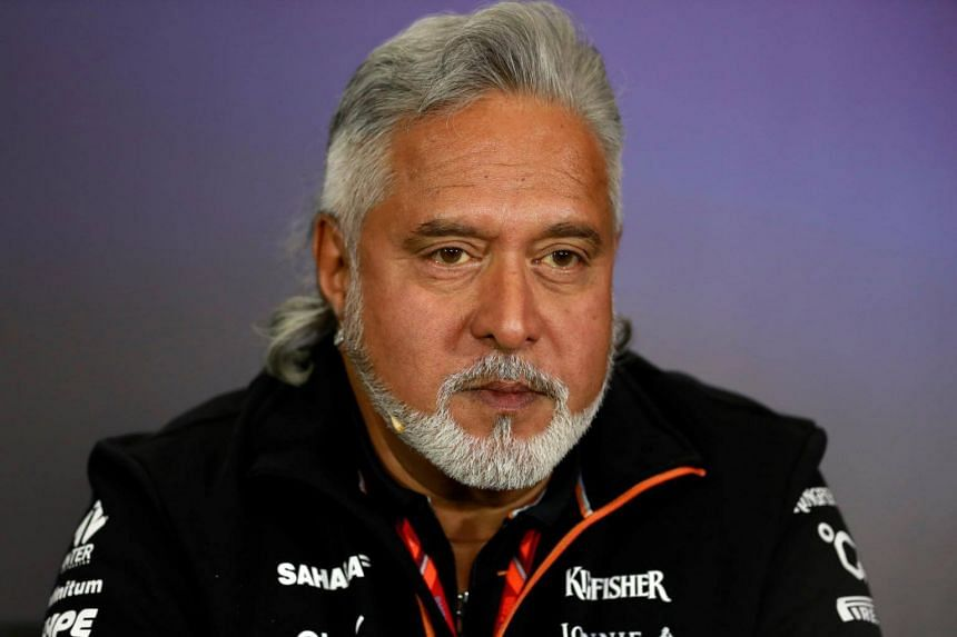 Indian tycoon Vijay Mallya was expected to appear in a London courtroom later on Tuesday to face additional charges.