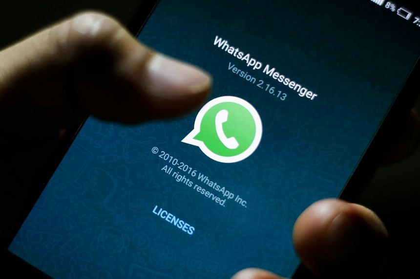 """WhatsApp uses """"end-to-end"""" encryption that can be read only with a key held on the user's device. Without access to the devices, security services cannot read the messages."""