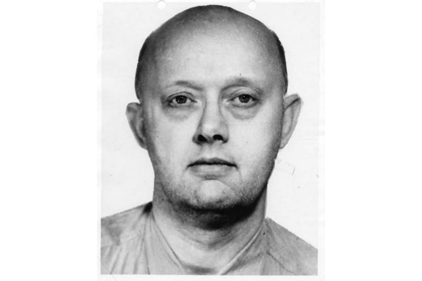 Benjamin Hoskins Paddock, the father of Route 91 music festival gunman Stephen Paddock in an undated photo from the FBI's Most Wanted Fugitives archives.