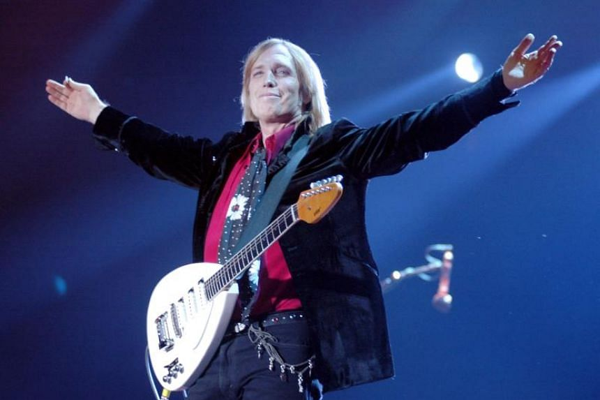 American singer and songwriter Tom Petty died after suffering cardiac arrest on Oct 2, 2017.