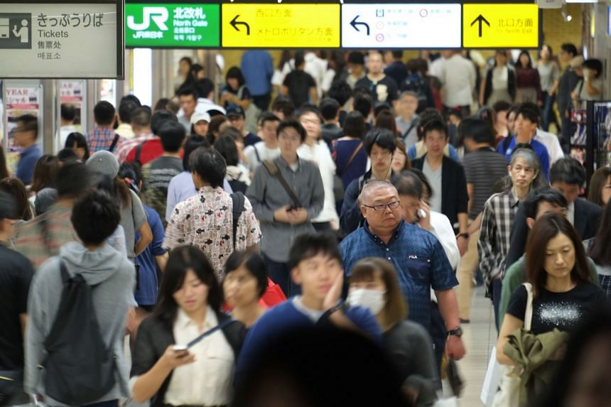 Japan's jobless rate stood at a 23-year low of 2.8 per cent in August, reflecting a strengthening economy and shrinking working-age population in a rapidly aging society.