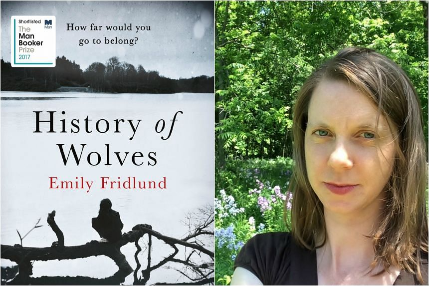 History Of Wolves by Emily Fridlund.