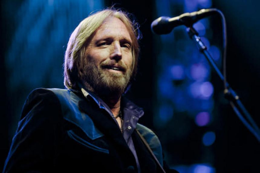 American singer-songwriter Tom Petty performs at Madison Square Garden in New York on July 28, 2010.