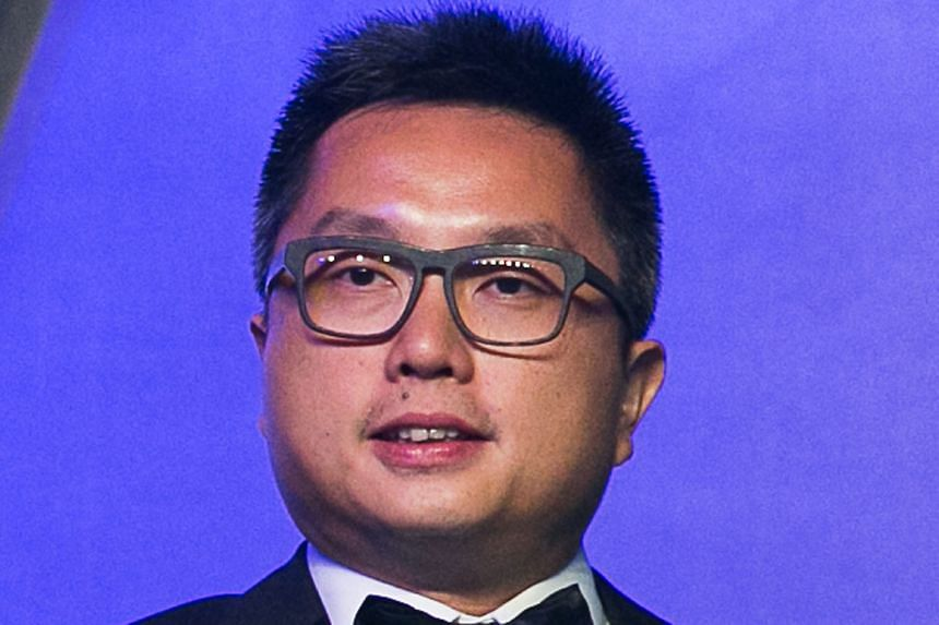 Chan Chee Kin was hailed best chief financial officer at the Singapore Corporate Awards in 2015.
