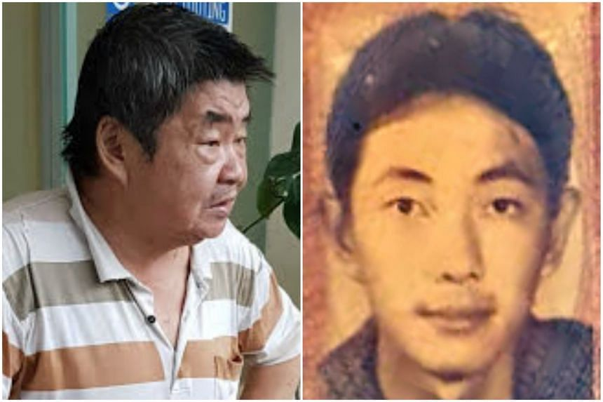 Mr Wang Yongshun (left), 62, said his brother Mr Wang Yongqing, 64, had been increasingly fatigued in the past few weeks before his death.