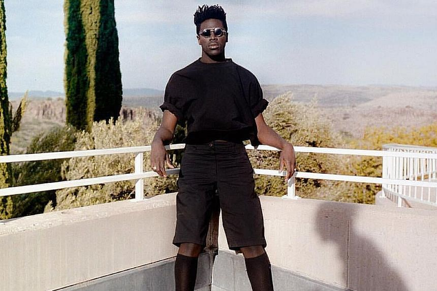 Moses Sumney from Los Angeles cleaves to his own muse and no one else.