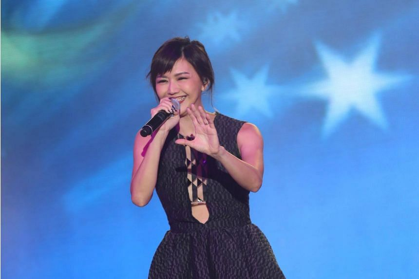 Chinese evening newspaper Shin Min Daily News contacted Stefanie Sun's representative who rubbished the story and said that the singer is in good health.