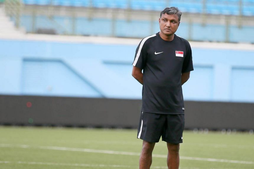 National coach V. Sundram Moorthy is preparing the Lions for a crucial Asian Cup qualifier against Turkmenistan next Tuesday with a friendly against Qatar on Thursday morning.