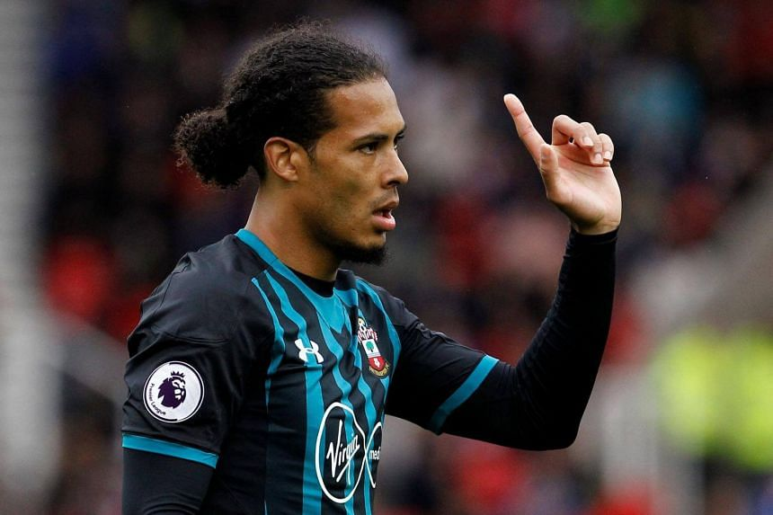 Southampton defender Virgil van Dijk returned to action, for the first time since January, against Palace last month but he has again cast doubt over his long-term future at the club.