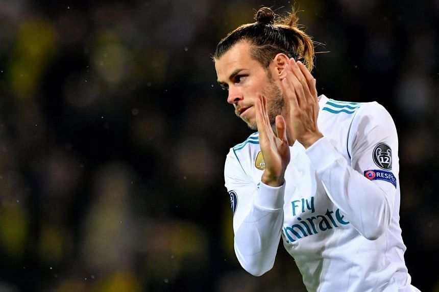Gareth Bale was once the most expensive footballer when he moved from Tottenham to Real Madrid for €100 million (S$160.1 million) in 2013.
