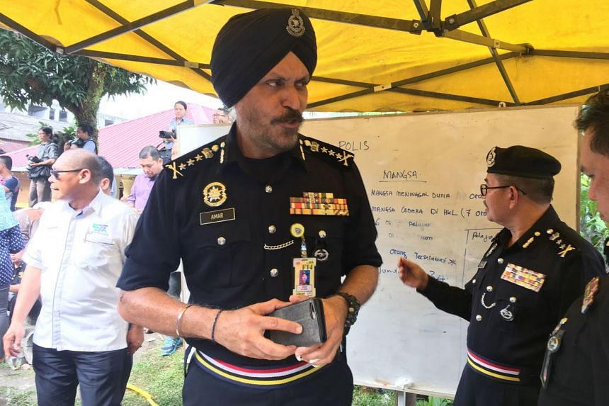 According to Kuala Lumpur police chief Amar Singh Ishar Singh, a 35-year-old coach from China was detained by a police team yesterday after receiving a report from the victim.