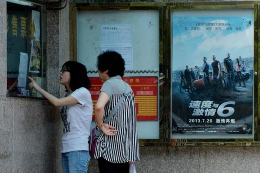 China has been cracking down on box-office fraud, approving fines to curb misreporting in the country's booming cinema industry.