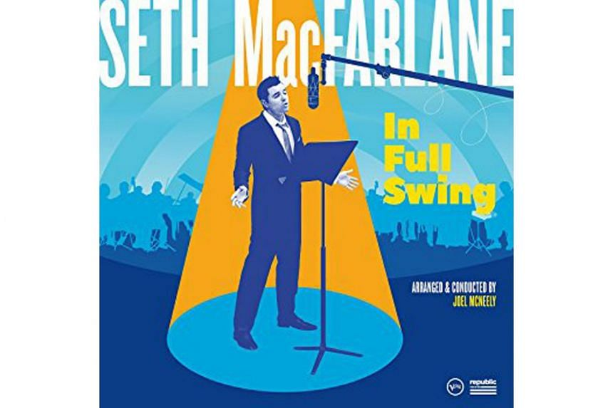 In Full Swing by Seth MacFarlane.
